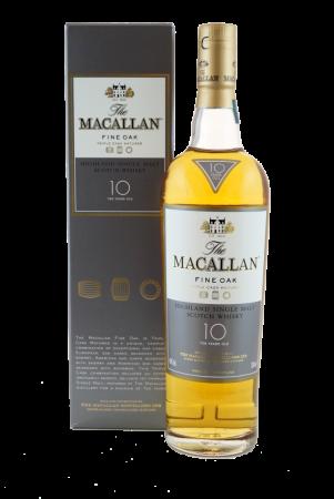 Macallan 10 Jahre Fine Oak