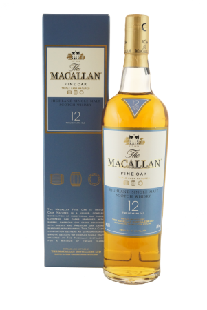 Macallan 12 Jahre Fine Oak