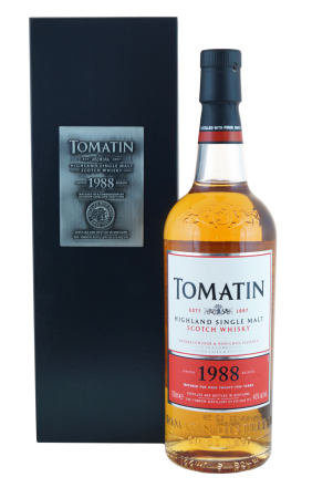 Tomatin 1988 26 Years old Batch 2