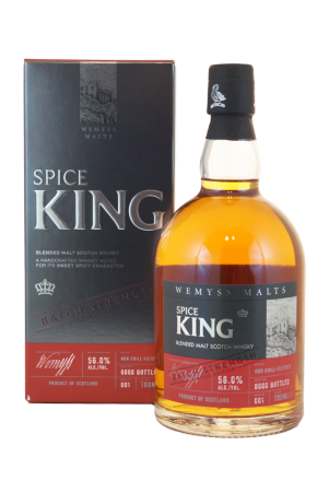 Wemyss Spice King Batch Strength