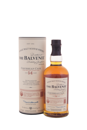 Balvenie 14 Years Carribean Cask