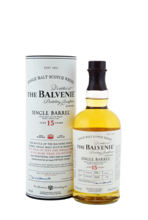 Balvenie 15 Years