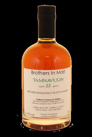 Tamnavulin 22 Jahre Brothers in Malt