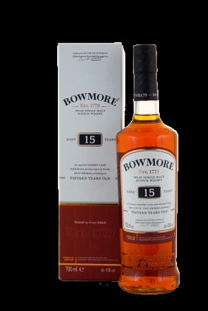 Bowmore  15 Jahre
