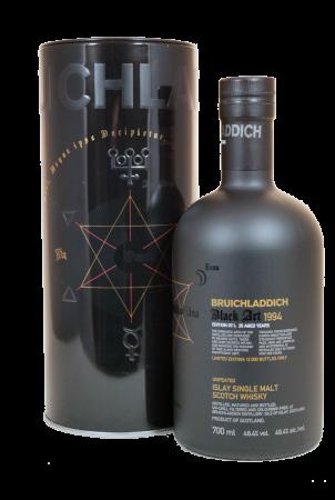 Bruichladdich Black Art  7.1 25 Jahre Limited Edition