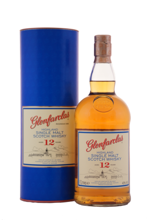 Glenfarclas 12 Years 1 Liter