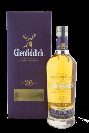 Glenfiddich 26 Jahre - Excellence