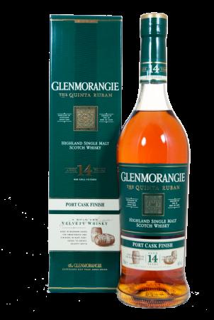 Glenmorangie 14 Jahre Quinta Ruban