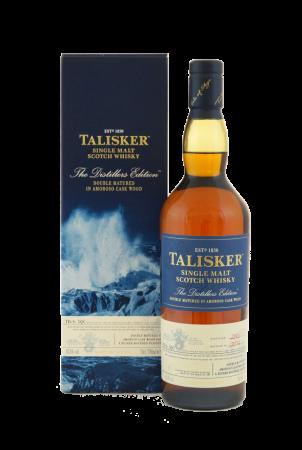 Talisker Destillers Edition 2014