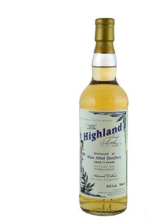 The Highland Trail Blair Athol 17 Jahre Single Cask