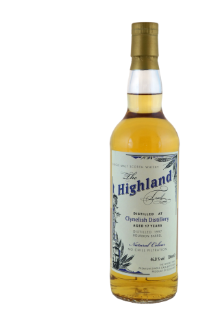 The Highland Trail Clynelish 17 Jahre Single Cask