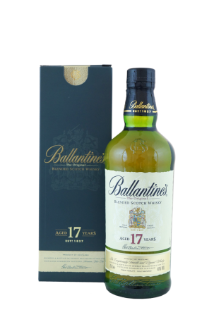 Ballantines 17 Years old