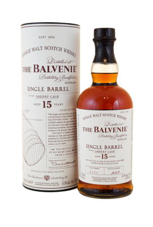 Balvenie 15 Jahre Single Barrel Sherry Cask # 4185