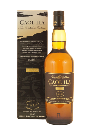 Caol Ila Distillers Edition 2004/2016