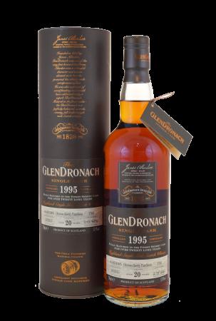 GlenDronach Exclusive Cask #1765 1995 20 Jahre gereift 1995/2015