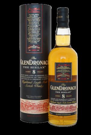 GlenDronach 8 Jahre The Hielan