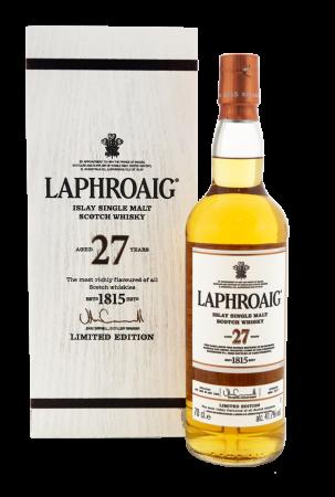 Laphroaig 27 Jahre Limited Edition 2017