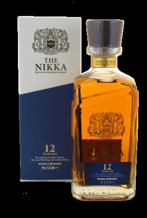 Nikka 12 Jahre Premium Blended Whisky