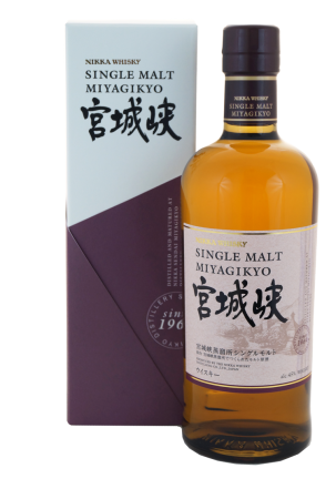 Nikka Miyagikyoi Single Malt