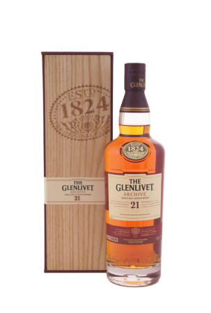 The Glenlivet 21 Years