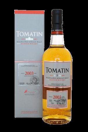 Tomatin Single Cask 12 Years #35329