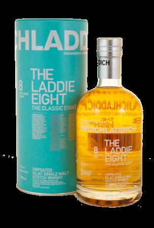 Bruichladdich The Laddie Eight - 8 Jahre