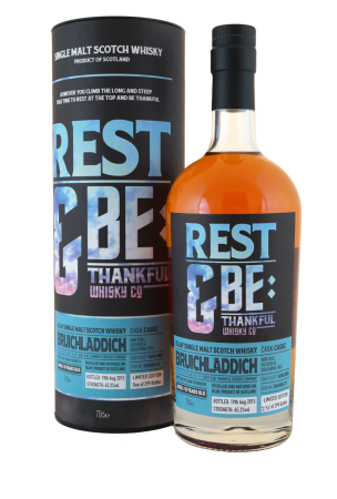 Rest & Be Thankful Bruichladdich 10 Years Cadiz Cask