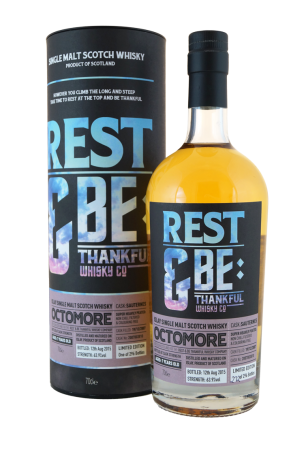 Rest & Be Thankful Octomore 7 Years Sauternes Cask