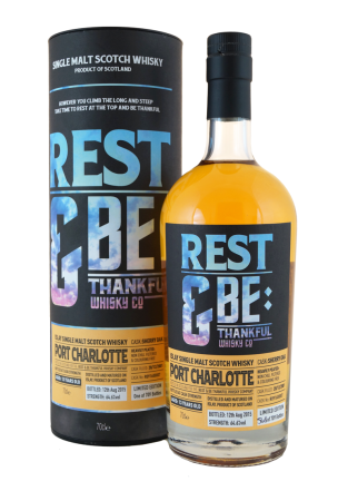 Rest & Be Thankful Port Charlotte 13 Years Sherry Oak