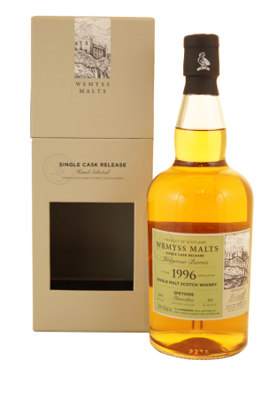 "Wemyss Glenrothes ""Hedgerow Berries"" 20 Jahre Single Cask 1996"
