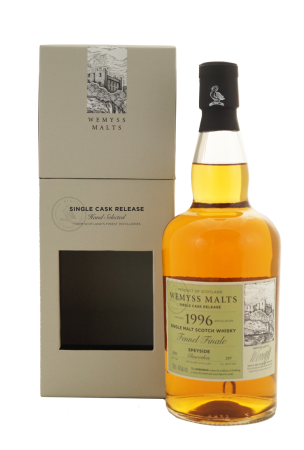 "Wemyss Glenrothes ""Fennel Finale"" 19 Jahre Single Cask 1996"