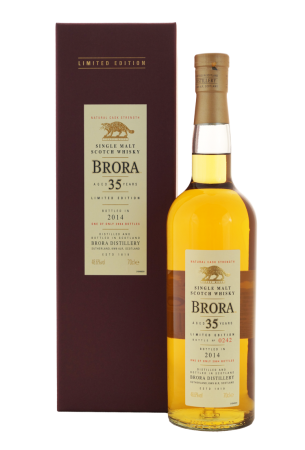 Brora 35 Jahre Diageo Special Release 2014