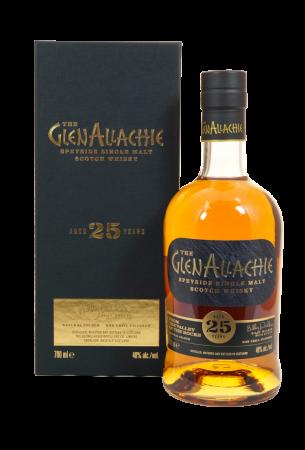 GlenAllachie 25 Jahre
