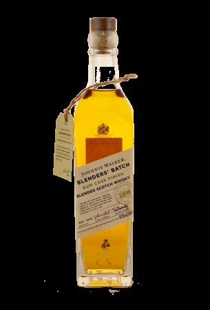 Johnnie Walker Blenders' Batch Rum Cask Finish