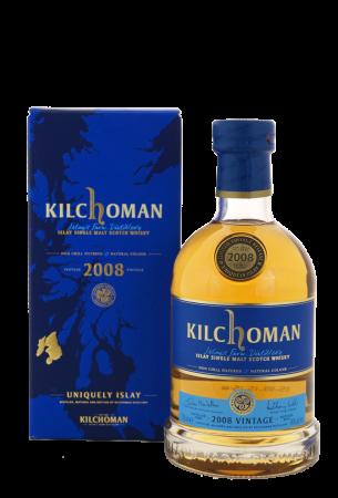 Kilchoman Vintage 2008 7 Jahre