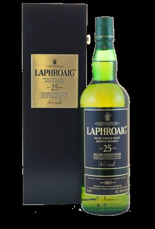 Laphroaig 25 Jahre Cask Strength 2015