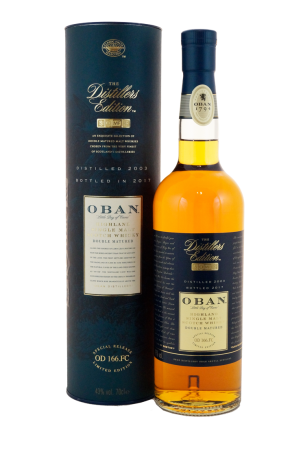 Oban Distillers Edition 2003/2017