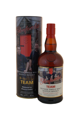 Glenfarclas Legend of Speyside TEAM