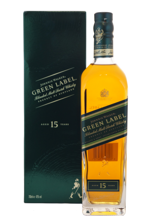 Johnnie Walker 15 Jahre Green Label