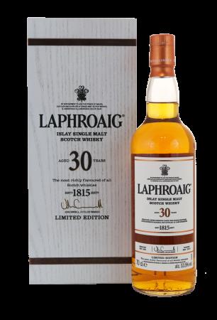 Laphroaig 30 Jahre Limited Edition 2016