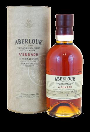 Aberlour A´Bunadh Batch 56