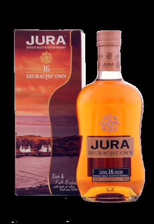 Jura 16 Years Diurachs Own