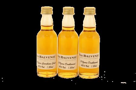 Tastingset Balvenie 3 x 50ml