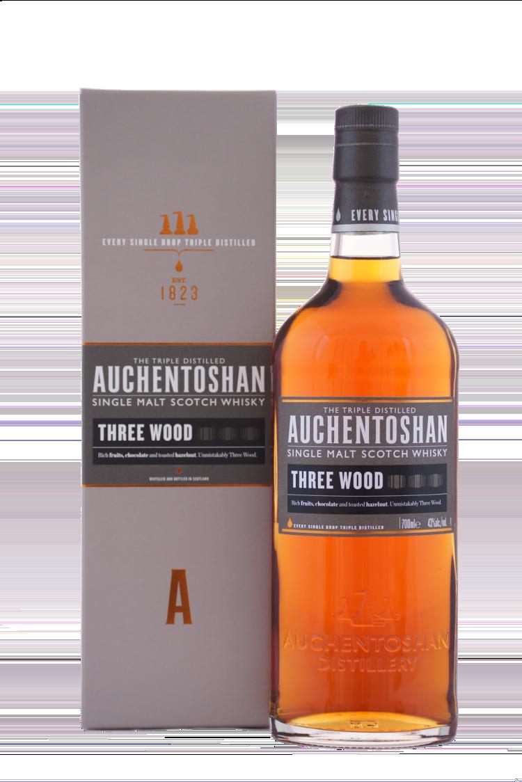 Auchentoshan Three Wood Whisky Online Kaufen