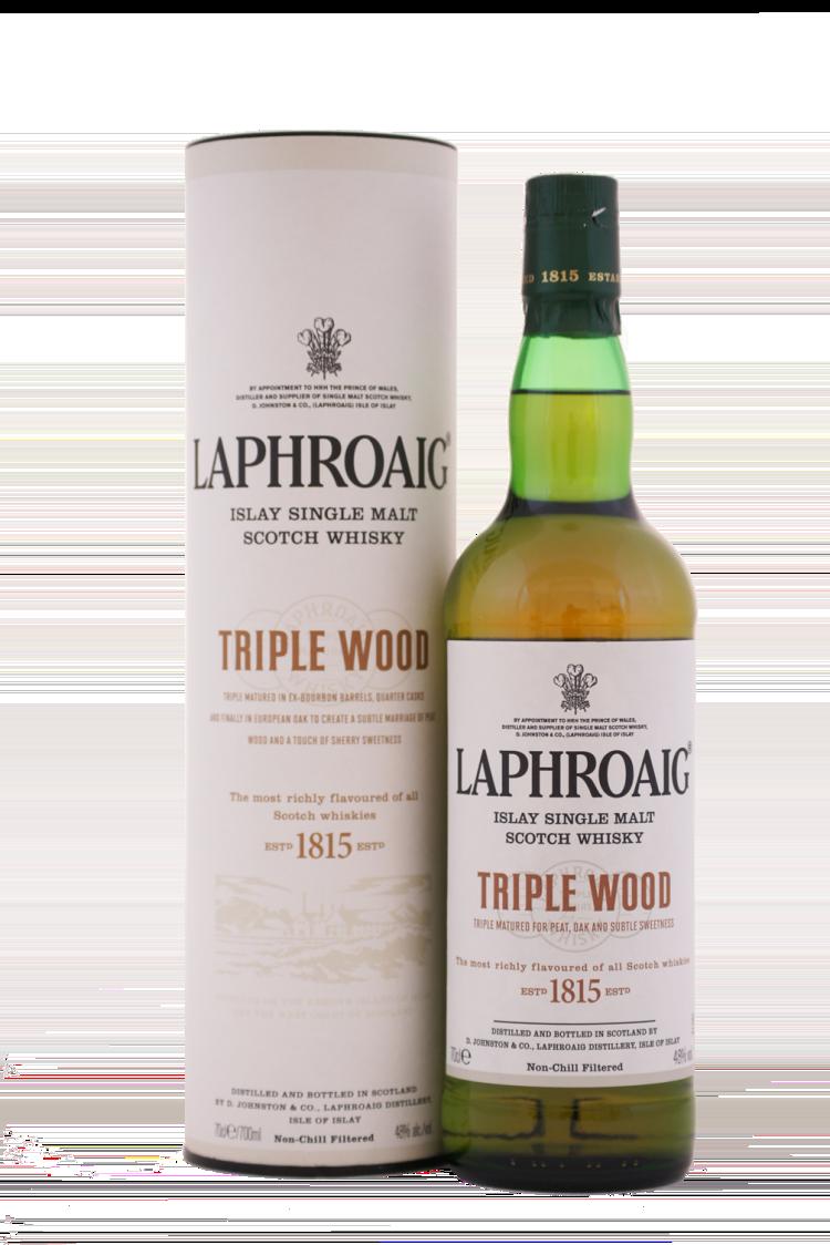 laphroaig triple wood whisky online kaufen. Black Bedroom Furniture Sets. Home Design Ideas
