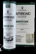 Laphroaig Quarter Cask – Geschenkbox mit Nosingglas